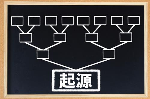 家系図を作る理由